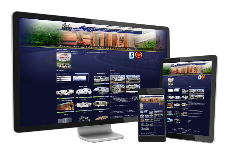 View small business websites we have created for our clients.